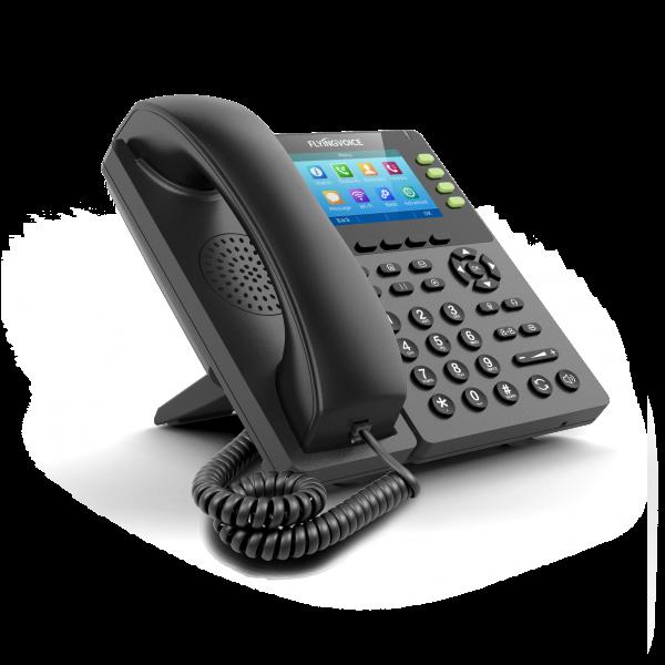 FIP14G Zakelijke IP Telefoon - Left
