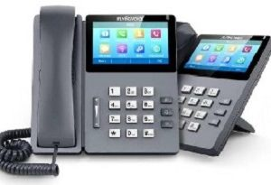 FIP15G IP-telefoon met touchscreen
