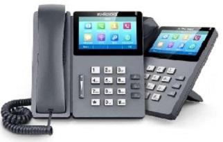 FIP15G IP-telefoon met touchscreen