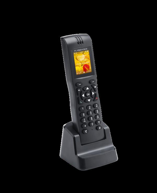 FIP16 Draadloos WiFi IP Telefoon - Left