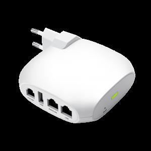 FTA1101 FTA1101 draadloze VoIP adapter -Front Flyingvoice