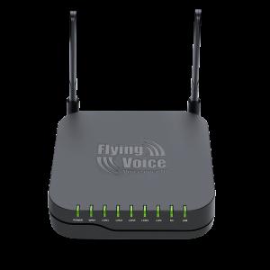FPX9102H draadloze router- Front van Flyingvoice